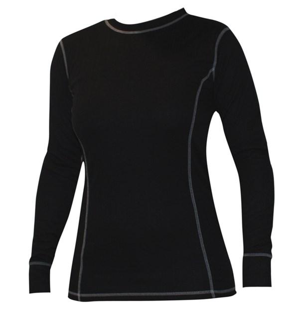 ROLEFF Functional Shirt Lady Zwart