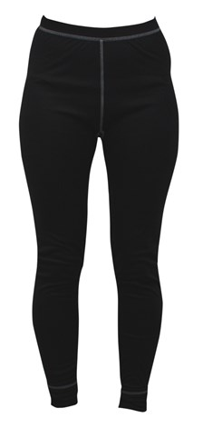 Functional Trousers Lady Zwart