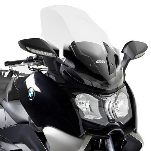 GIVI Verhoogd transparant windscherm - ST D5106ST