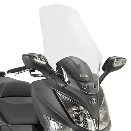 GIVI Verhoogd transparant windscherm - ST D7052ST