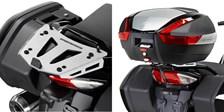GIVI Support topcase monokey en aluminium - SRA SRA2109