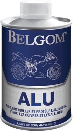 BELGOM : ALU aluminium polish - 250ml