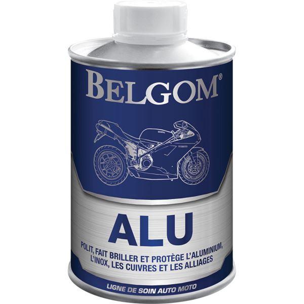 BELGOM ALU polish aluminium 250ml