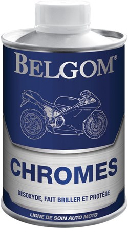 BELGOM : polish chrome  - 250ml