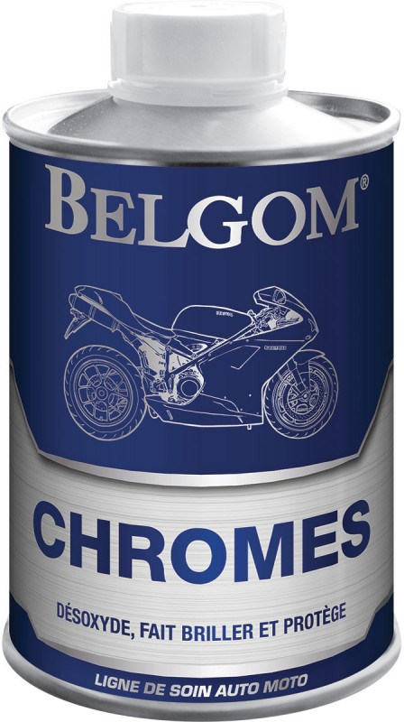 BELGOM polish chrome  250ml