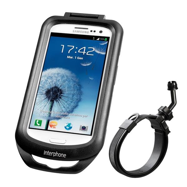 INTERPHONE Porteur Samsung Galaxy S3 scooter