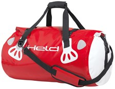 HELD Carry-Bag - 30l Blanc-Rouge- 30 L