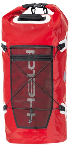 HELD Roll-Bag - 60l Rouge-Blanc
