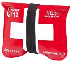 HELD : Trousse de premiers secours  - Rouge
