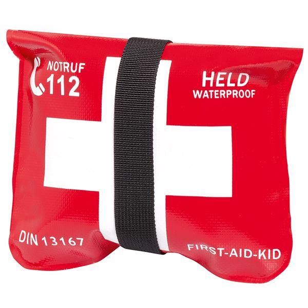 HELD Trousse de premiers secours  Rouge