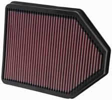 K&N Filtres à air DU-1004