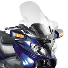 GIVI Verhoogd transparant windscherm - ST D263ST