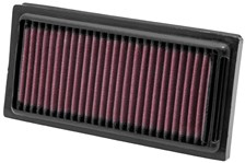 K&N Filtres à air HD-1208
