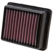 K&N Luchtfilters KT-1211