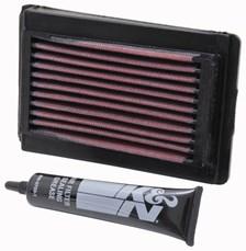 K&N Luchtfilters YA-6604