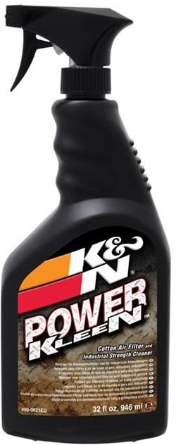 K&N : Entretien filtre a air lavable Nettoyant filtre à  - Nettoyant filtre à air