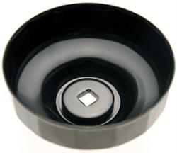 BGS TECHNIC Clé pour filtre à huile Ø 74mm
