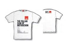 GIVI T-shirt GIVI Lady 180 gr 100% katoen Dames