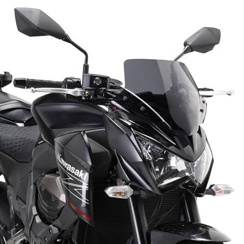 GIVI Windscherm - Naked bike - A A4109