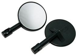 PAASCHBURG & WUNDERLICH : Bar-end spiegel 8cm - RADACC-19