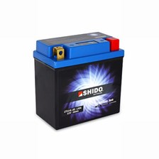 SHIDO Batterie Lithium-Ion LTX14L-BS