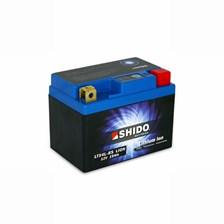 SHIDO Lithium-Ion Batterij LTX4L-BS