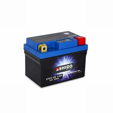 SHIDO Batterie Lithium-Ion LTX7L-BS