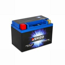 SHIDO Batterie Lithium-Ion LTX9-BS