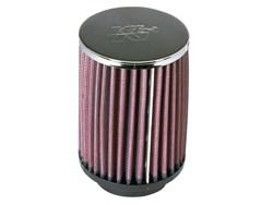 K&N : Filtre à air universel chromé - RC-0510