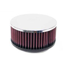 K&N Filtre à air universel chromé RC-0650