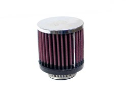 K&N : Filtre à air universel chromé - RC-0870