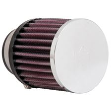 K&N Filtre à air universel chromé RC-0890