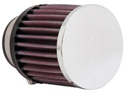 K&N : Filtre à air universel chromé - RC-0890