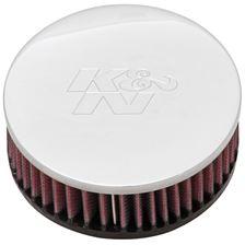 K&N Filtre à air universel chromé RC-0920