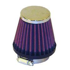 K&N Filtre à air universel chromé RC-1070