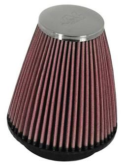 K&N : Filtre à air universel chromé - RC-1250