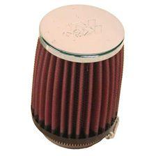 K&N Filtre à air universel chromé RC-1350
