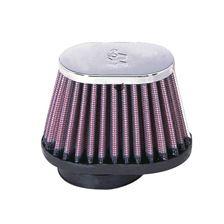 K&N Filtre à air universel chromé RC-1820