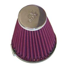 K&N Filtre à air universel chromé RC-1920