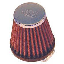K&N Filtre à air universel chromé RC-2310