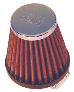 K&N : Filtre à air universel chromé - RC-2310