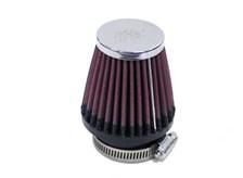 K&N Luchtfilter universeel verchroomd RC-2320