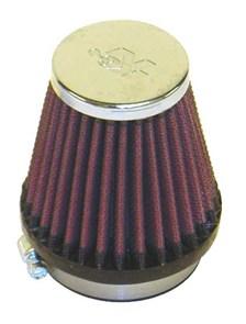 K&N Luchtfilter universeel verchroomd RC-2330