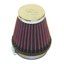 K&N Filtre à air universel chromé RC-2330