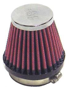 K&N Luchtfilter universeel verchroomd RC-2340