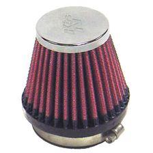 K&N Filtre à air universel chromé RC-2340