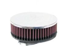 K&N : Filtre à air universel chromé - RC-2400