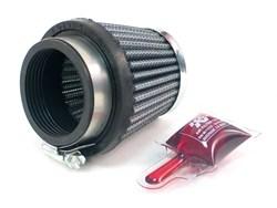 K&N : Filtre à air universel chromé - RC-2500