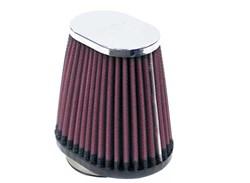 K&N : Filtre à air universel chromé - RC-2810