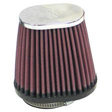 K&N Filtre à air universel chromé RC-2890